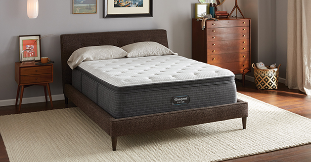 beautyrest silver mattress collection