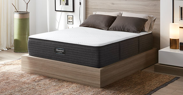 beautyrest hybrid mattress collection