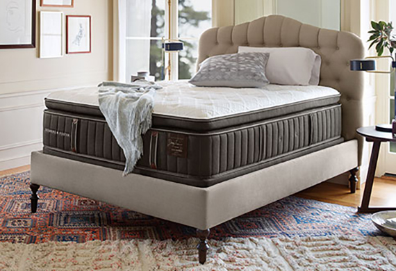 stearns and foster lux mattress