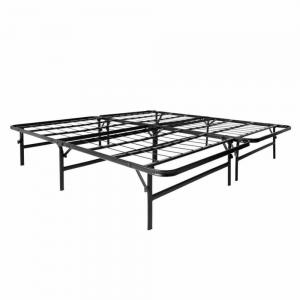 MaloufHighrise LT Bed Frame Twin