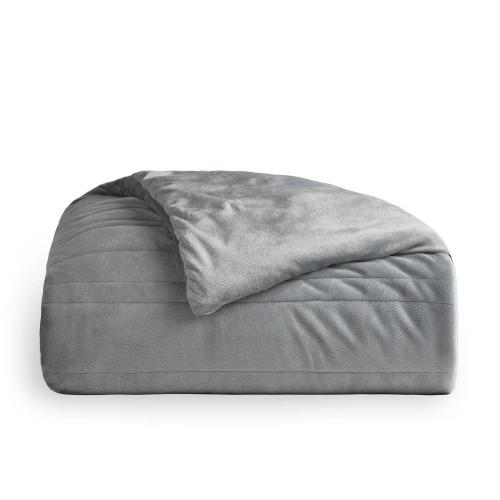 MaloufAnchor Weighted Queen Blanket Ash 12 lbs